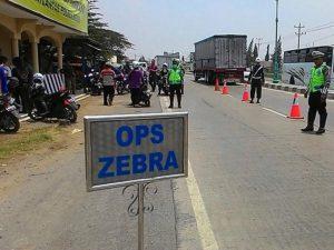 Operasi zebra 2018