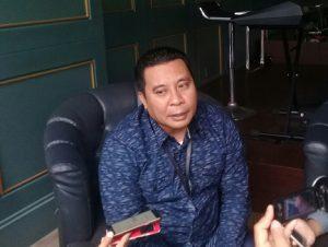 Ketua KPU Sultra Hidayatullah.