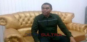 Foto Hamiruddin Udu Ketua Bawaslu Sultra