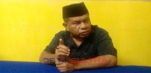 Hikman Ballagi Ketua DPD Partai Golkar Kta Kendari