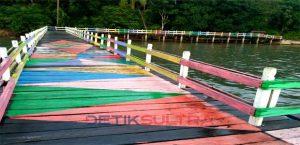 Jembatan Pelangi Jembatan Warna Warni