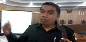 Hamiruddin Udu Ketua BAwaslu Sultra