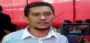 Ketua KPU KOta Kendari Jumwal Shaleh