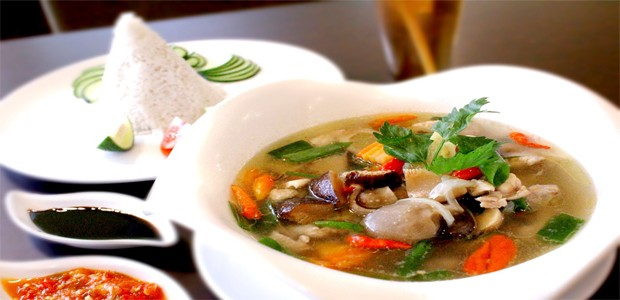 Ginger Soup Plaza Inn HOtel Kendari