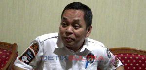Ketua KPU Kolaka Nur Ali
