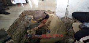 Peletakan Batu Pertama Pembangunan Masjid