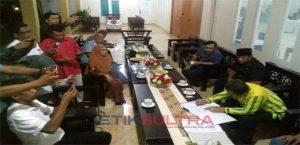 Penandatanganan MoU Pemda Wakatobi dengan Unhas