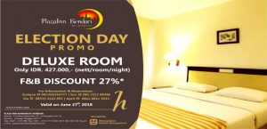 Iklan Promo Hotel Plaza Inn Kendari