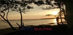 Pantai Kondo DI Poleang Barat Bombana