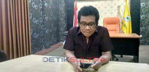 Ketua DPD Golkar SUltra Ridwan Bae