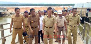 Pj Gubernur Sultra Teguh Setyabudi berkunjung ke masyarakat