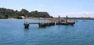 Dermaga Pelabuhan Penyeberangan Feri Torobulu