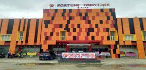 Hotel Forrtune Front One di Anduonohu