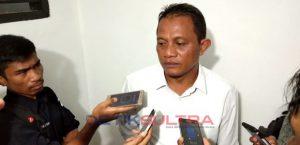 Mantan Ketua DPC Gerindra Baubau yang mundur dari pencalegan Gerindra, Ikhsan Ismail.