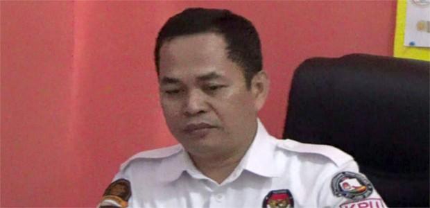Ketua KPU Kolaka, Nur Ali.