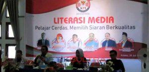 Literasi Media oleh KPI SUltra