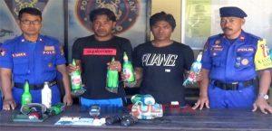 Pelaku Bom Ikan Ditangkap Polisi