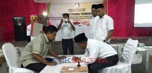 Pleno KPU Wakatobi