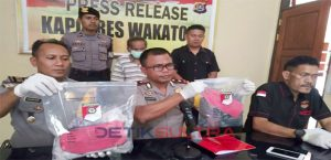 Press Release Kasus cabul di wakatobi