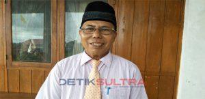 Sekretaris Dewan Wakatobi Kamalu