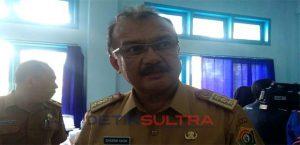 Zuhuddin Kasim, Kadis Kesehatan Prov Sultra