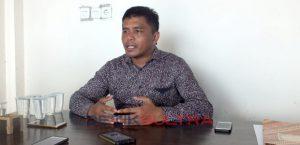 Helius Udaya Ketua Bawaslu Buto Tengah