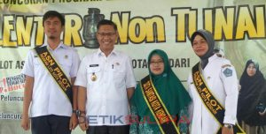 peluncuran program L2T2