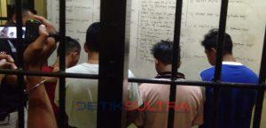 Pencuri Ditahan di Polres Konawe