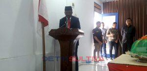 Pidato Samahuddin
