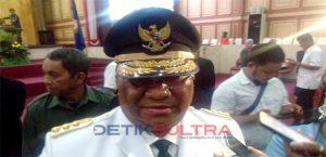 Ali Mazi Gubernur SUltra