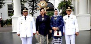 Gubernur dan Wagub SUltra Terpilih