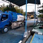 Mobil Tangki Pengangkut BBM - Gempa Palu Donggala