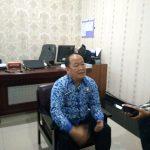 Harmin Ramba Kepala Biro Kerjasama dan Publikasi Publik Pemprov SUltra