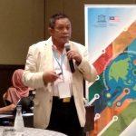 Hugua jadi pembicara di forum internasional