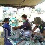 Pengobatan Korban Likuifaksi di Sulawesi Tengah
