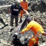 Pencarian Korban Gempa di Kabupaten Sigi