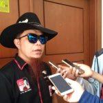 Foto Ketua GK Jokowi Sultra Djeni Lihawa