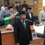 Pengucapan SUmpah dan Janji Anggota DPRD Kolaka