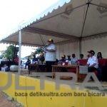 Ali Mazi Buka Kejurnas Softball Junior