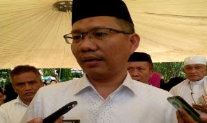 Plt Walikota Kendari Bantu Korban Gempa Palu Donggala
