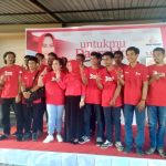 Foto Deklarasi Relawan Nirna Lachmuddin, Sahabat NL