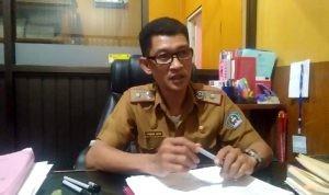 Jusuf Jato Sekretaris BKPSDM Kota Kendari