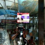 Stiker Calon Anggota DPD RI di Kantor BP2RD