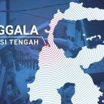 Ilustrasi Gempa Palu-Donggala