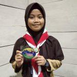 Ainun Mardhiyah Duta Pramuka Indonesia