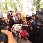 Gubernur Sultra Ali Mazi Resmikan Gedung Medaia Center