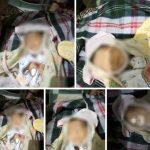 Mayat Bayi yang ditahan di RS Bahteramas