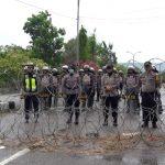 Pengamanan Pemilihan Wakil Bupati Buton