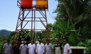 Bantuan Sumur Bor PT ANTAM di Desa Oko-Oko dan Tambea