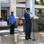 Sekda Wakatobi Sambutan HUT PGRI